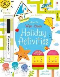 Wipe-clean Holiday Activities (Wipe Clean Activity Book) -- Paperback