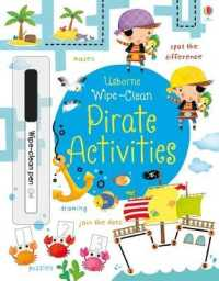 Wipe-clean Pirate Activities (Wipe-clean Activities) -- Paperback