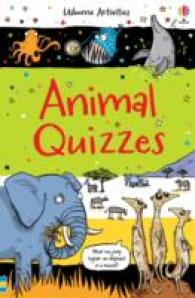 Animal Quizzes -- Paperback (New ed)