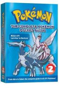 The Complete Pokemon Pocket Guide 2 (POC)