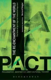 The Re-Enchantment of the World : The Value of Spirit against Industrial Populism (Philosophy Aesthetics and Cultural Theory)