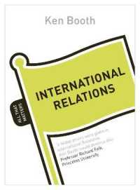 International Relations : All That Matters (Teach Yourself)