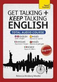 Teach Yourself Get Talking / Keep Talking English (2-Volume Set) : Beginner (Teach Yourself) <2 vols.> (2 vols.) (COM/BKLT)