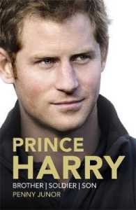 Prince Harry : Brother, Soldier, Son -- Paperback (English Language Edition)