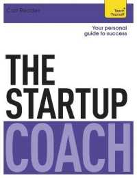 Startup Coach: Teach Yourself -- Paperback
