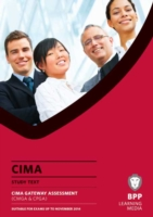 Cima Gateway Exam Text : Study Text -- Paperback