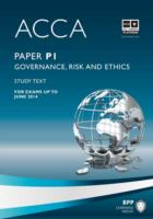 Acca - P1 Governance, Risk and Ethics : Study Text -- Paperback