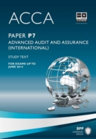 Acca - P7 Advanced Audit and Assurance (International) : Study Text -- Paperback