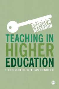 Teaching in Higher Education (Success in Research)