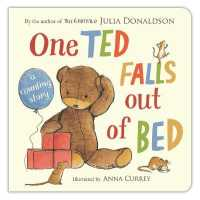 One Ted Falls Out of Bed -- Board book