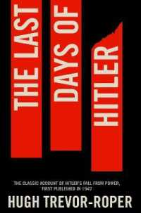 The Last Days of Hitler (7TH)