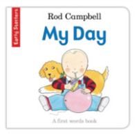 Early Starters: My Day (Early Starters) -- Board book (Illustrate)