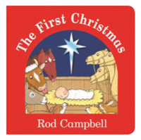 First Christmas -- Board book (Illustrate)
