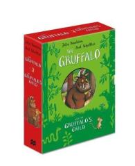 Gruffalo and the Gruffalo's Child -- Shrink-wrapped pack