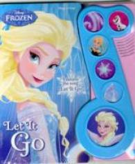 Disney Frozen Let it Go - Little Music Note : Let it Go -- Hardback