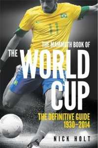 Mammoth Book of the World Cup (Mammoth Books) -- Paperback