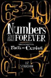 Numbers Are Forever -- Hardback