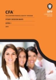 Cfa Level 1 : Study Session Maps -- Paperback