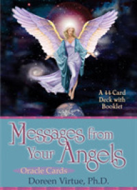 Messages from Your Angels Cards : Oracle Cards (CRDS/BKLT)