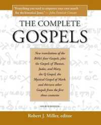 The Complete Gospels : The Scholars Version (4TH)
