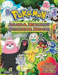 Pokmon Alola Region Sticker Book (CSM STK)