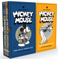 Walt Disney's Mickey Mouse (2-Volume Set) : High Noon at Inferno Gulch and House of the Seven Haunts (Walt Disney's Mickey Mouse) <2 vols.> (2 vols.) (SLP)