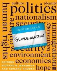 Introducing Globalizational : Analysis and Readings