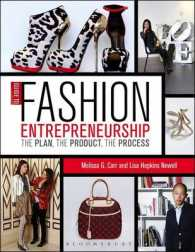 Guide to Fashion Entrepreneurship : The Plan, the Product, the Process