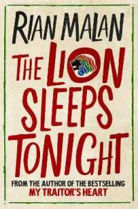 Lion Sleeps at Night -- Hardback