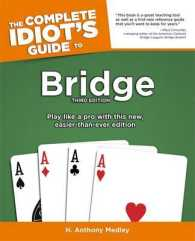 The Complete Idiot's Guide to Bridge (Idiot's Guides) (3RD)