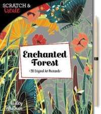 Enchanted Forest : 20 Original Art Postcards (Scratch & Create) (POS PEN ST)