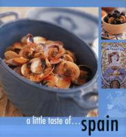 Little Taste of Spain (Little Taste of...) -- Paperback