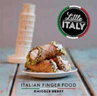 Little Italy : Italian Finger Food