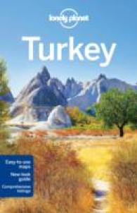 Lonely Planet Turkey (Lonely Planet Turkey) (14 FOL PAP)