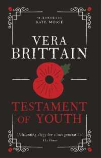 Testament of Youth -- Hardback