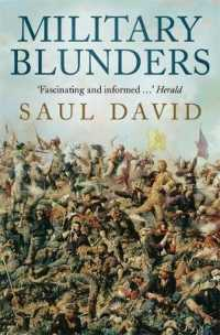 Military Blunders -- Paperback