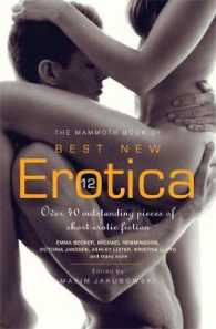 Mammoth Book of Best New Erotica : Over 40 Outstanding Pieces of Short Erotic Fiction (Mammoth Books) -- Paperback