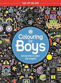Colouring for Boys : Cool Pictures to Colour and Complete -- Paperback
