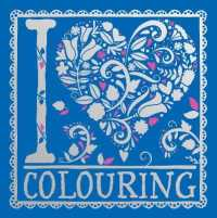 I Heart Colouring : Pretty Pocket Colouring -- Paperback