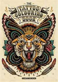 Tattoo Colouring Book -- Paperback