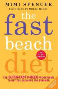 Fast Beach Diet -- Paperback