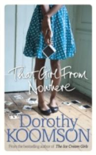 That Girl from Nowhere -- Paperback (English Language Edition)