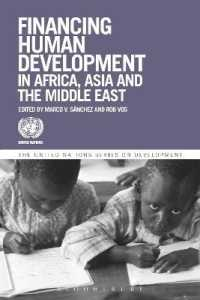 Financing Human Development in Africa, Asia and the Middle East (The United Nations Series on Development)