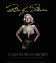 Marilyn Remembered : The Official Treasures 1926-1962 -- Paperback