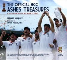 Official Mcc Ashes Treasures -- Hardback