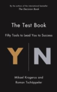 Test Book : 64 Tools to Lead You to Success -- Hardback