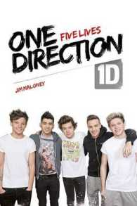 One Direction : Five Lives -- Paperback