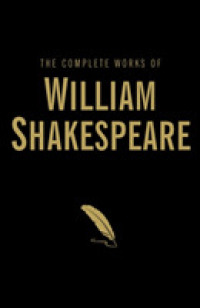 Complete Works of William Shakespeare (Wordsworth Library Collection) -- Hardback