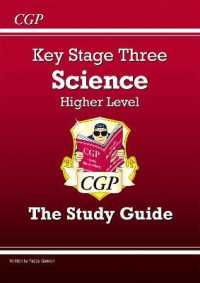 Ks3 Science Study Guide (With Online Edition) - Higher -- Paperback
