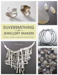 Silversmithing for Jewellery Makers -- Paperback